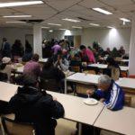 Winterplan: 478 daklozen overnachten eerste  nacht bij Samusocial, een week later zijn ze 608!
