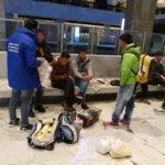 Herhaling : de winteropvang is niet vol, ieder dakloze persoon is zonder voorwaarde Welkom in onze opvangcentra