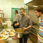 Un peu de philosophie, un peu de gastronomie….les Gastrosophes sont venus au Samusocial !