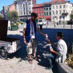 Les équipes mobiles d'aide : premier contact avec le public sans abri