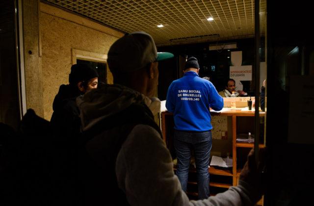 Plan hiver : près de 700 personnes hébergées chaque soir, dont 250 personnes en familles