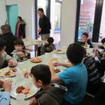 882 personnes accueillies hier soir dans les centres du Samusocial, dont 211 personnes en famille