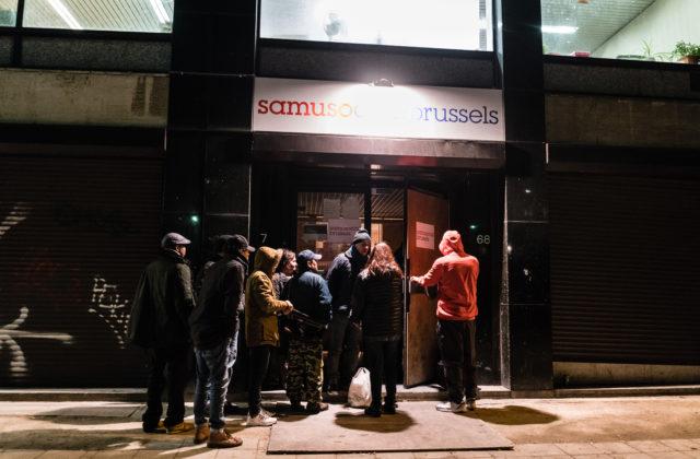 968 personnes accueillies dans les centres du Samusocial la nuit dernière