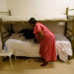 694 personen overnachtten gisteren bij Samusocial, waaronder 310 gezinsleden.