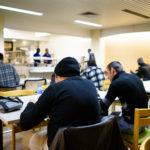 Koudegolf : Samusocial biedt onderdak aan alle mensen met een aanvraag tot opvang