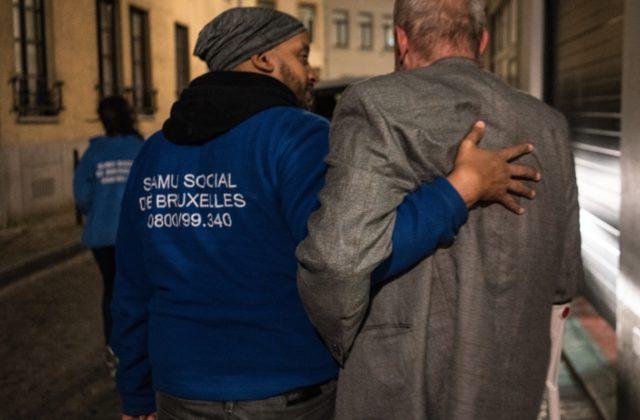 17 octobre : Journée internationale de lutte contre la pauvreté ? Notre mission quotidienne au Samusocial !