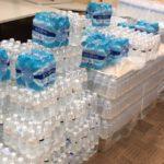 Definitieve balans Hitteplan : meer dan 26.000 flesjes water, 1000 veldflessen en bijna 14.000€ geschenkt. Van harte Bedankt!