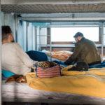 Opening van 40 extra winterplaatsen voor alleenstaande mannen