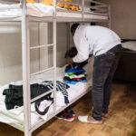 Winterplan : heractivering van de humanitaire sas en opening van een derde opvangcentrum