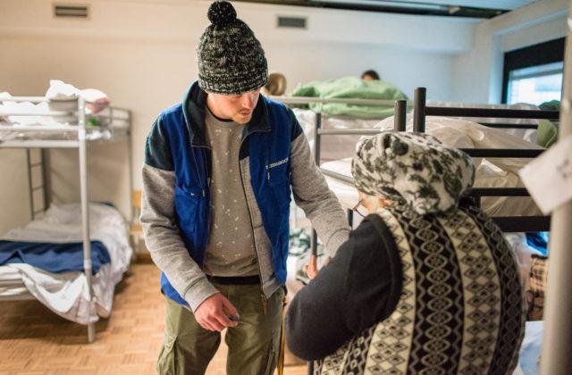 Plan hiver : capacité d'accueil maximale déployée, toutes les personnes en demande d'hébergement accueillies