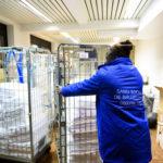Wantsenplaag : desinfectie van het Poincarécentrum en overbrenging van de bewoners naar het centrum Botanique