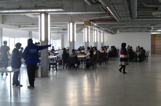 Deze week donderdag vonden 1.014 mensen onderdak in de centra van Samusocial.