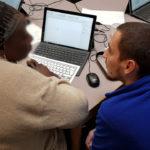 Atelier « Ordi mon ami » au Samusocial : l'informatique comme outil d'insertion.