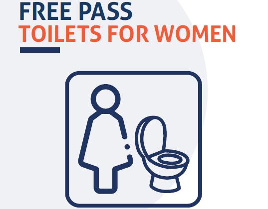 19/11: journée mondiale des toilettes. Le Samusocial ouvre un réseau de toilettes solidaires pour les femmes du parc Maximilien