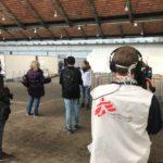 Covid-19 : MSF ouvre un centre en collaboration avec le Samusocial et la Plateforme Citoyenne