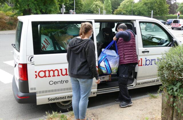 Housing First – Le Samusocial co-opérateur d'un projet de relogement durable pour femmes sans abri