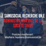 Appel à candidatures : le (New) Samusocial recherche un.e administrateur.rice de la société civile.
