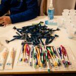 Comment le Samusocial veille-t-il à ce que les personnes sans abri aient accès aux produits d'hygiène de base ?