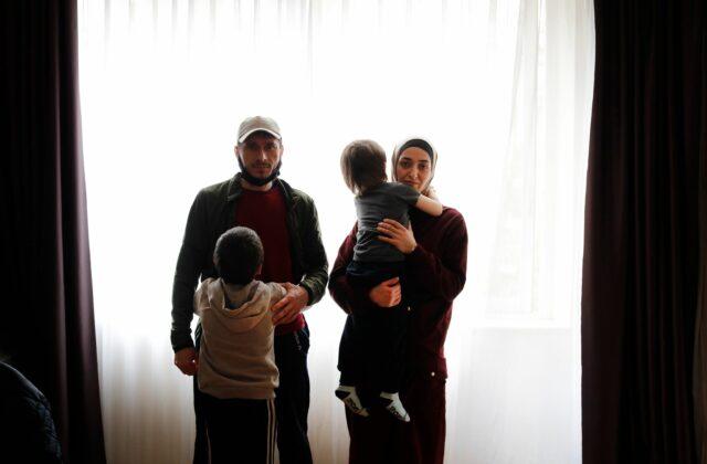 Comment les couples gèrent-ils leur relation au sein des centres familles ?
