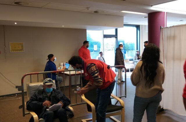Mise à jour – Mobivax : La campagne vaccination des personnes sans abri reprend ce vendredi