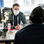 Een nieuw centrum voor asielaanvragers in Etterbeek