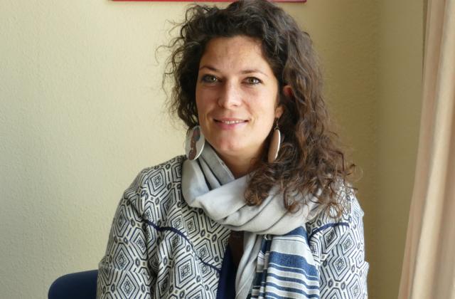 Ontmoeting met Valentine, coördinatrice van het verblijfcentrum voor vrouwen in Molenbeek