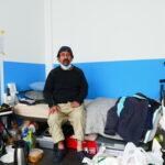 Ontmoeting met Lahcene, woonachtig in het centrum van Petit Rempart.