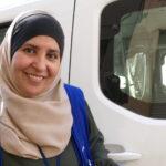 Ontmoeting met Saïda, chauffeur bij Samusocial